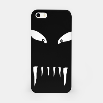 Thumbnail image of Vampire Hand Graphic Drawing iPhone Case, Live Heroes