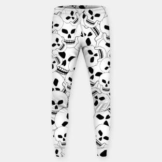 Miniature de image de Skull Lovers Sweatpants, Live Heroes