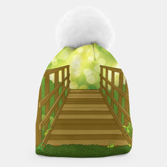 Thumbnail image of Into the Woods Beanie, Live Heroes