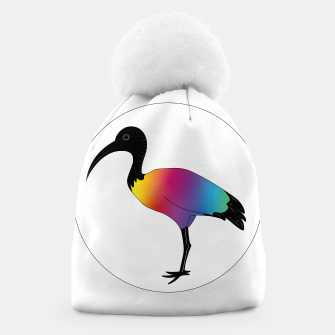 Thumbnail image of Bin Chicken Beanie, Live Heroes