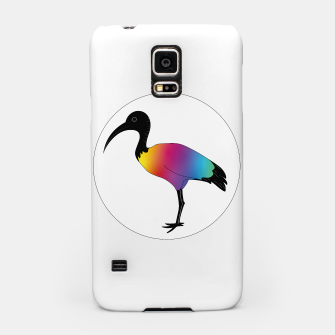 Thumbnail image of Bin Chicken Samsung Case, Live Heroes