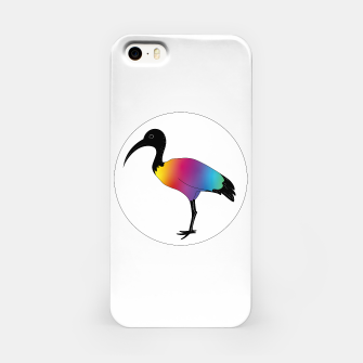 Thumbnail image of Bin Chicken iPhone Case, Live Heroes