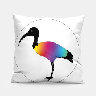 Thumbnail image of Bin Chicken Pillow, Live Heroes