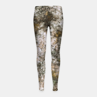 Thumbnail image of Wringer Girl's leggings, Live Heroes