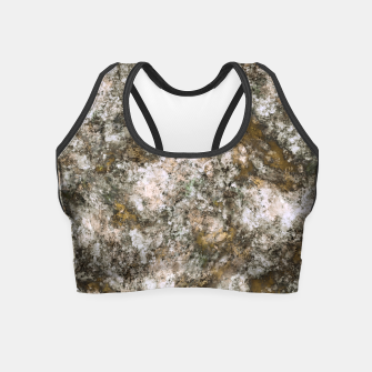 Thumbnail image of Wringer Crop Top, Live Heroes