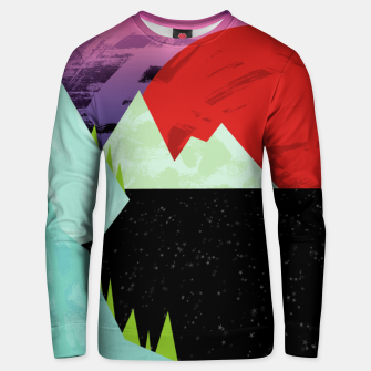 Thumbnail image of The Starry Sea Unisex sweater, Live Heroes
