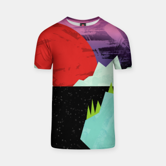 Thumbnail image of The Starry Sea T-shirt, Live Heroes