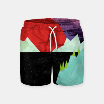 Thumbnail image of The Starry Sea Swim Shorts, Live Heroes
