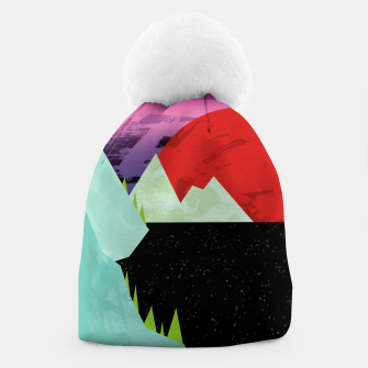 Thumbnail image of The Starry Sea Beanie, Live Heroes