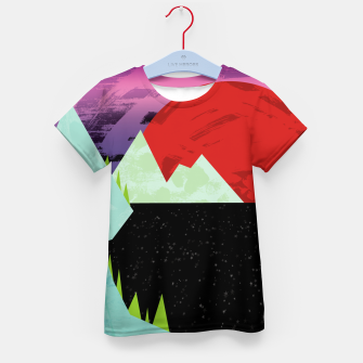 Thumbnail image of The Starry Sea Kid's t-shirt, Live Heroes
