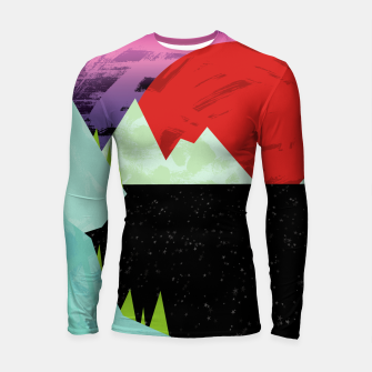 Thumbnail image of The Starry Sea Longsleeve rashguard , Live Heroes