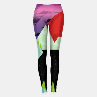 Thumbnail image of The Starry Sea Leggings, Live Heroes