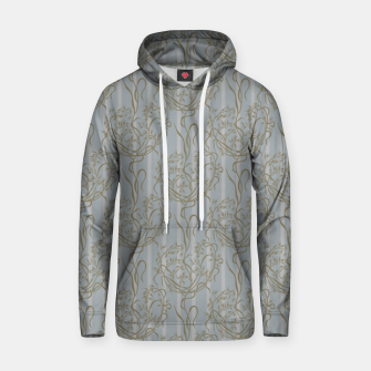 The elegant grace of nature: the wild oat Hoodie Bild der Miniatur