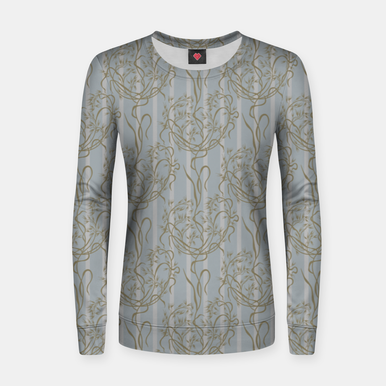 Foto The elegant grace of nature: the wild oat Women sweater - Live Heroes
