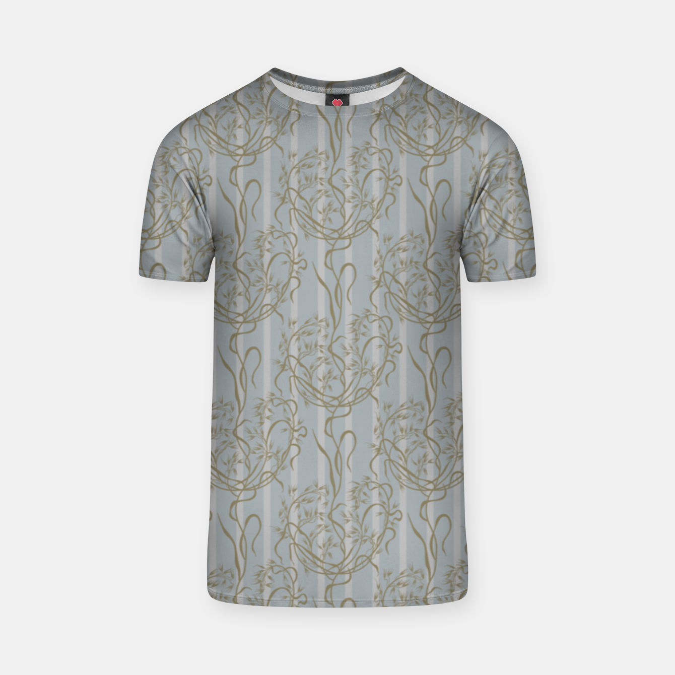 Foto The elegant grace of nature: the wild oat T-shirt - Live Heroes
