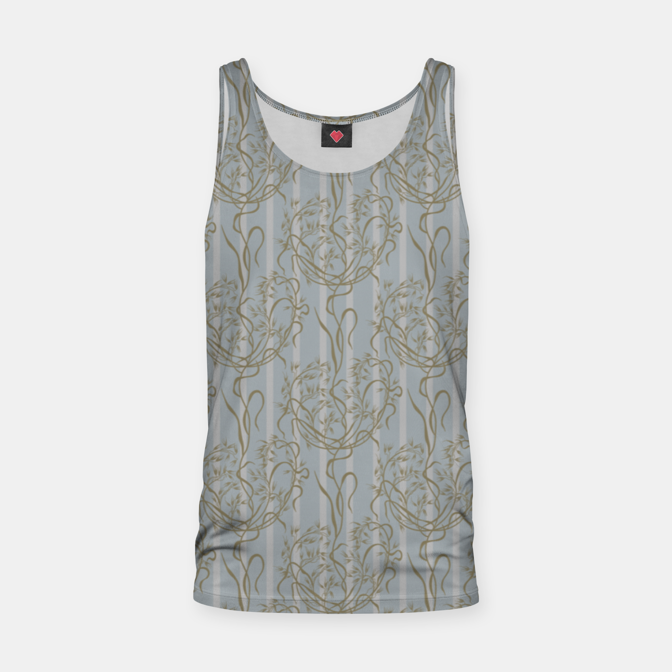 Foto The elegant grace of nature: the wild oat Tank Top - Live Heroes