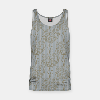 The elegant grace of nature: the wild oat Tank Top Bild der Miniatur