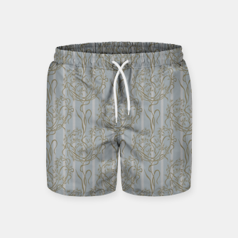 Miniatur The elegant grace of nature: the wild oat Swim Shorts, Live Heroes