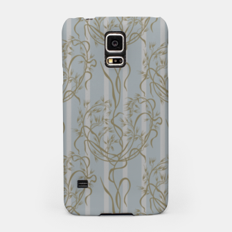 The elegant grace of nature: the wild oat Samsung Case Bild der Miniatur