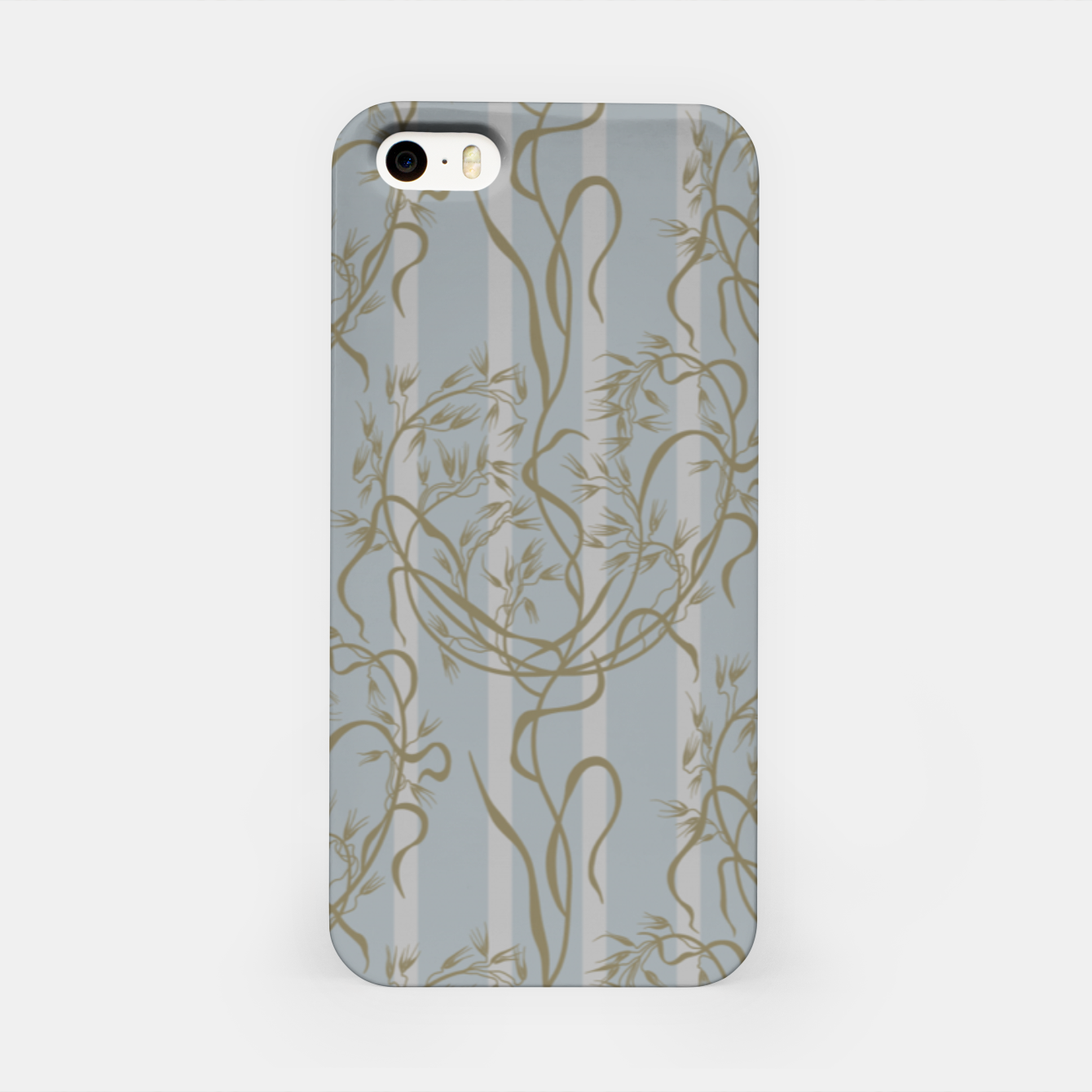 Foto The elegant grace of nature: the wild oat iPhone Case - Live Heroes