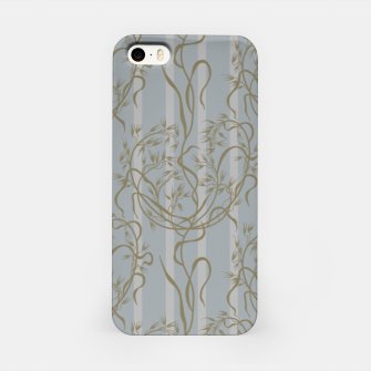 Miniatur The elegant grace of nature: the wild oat iPhone Case, Live Heroes