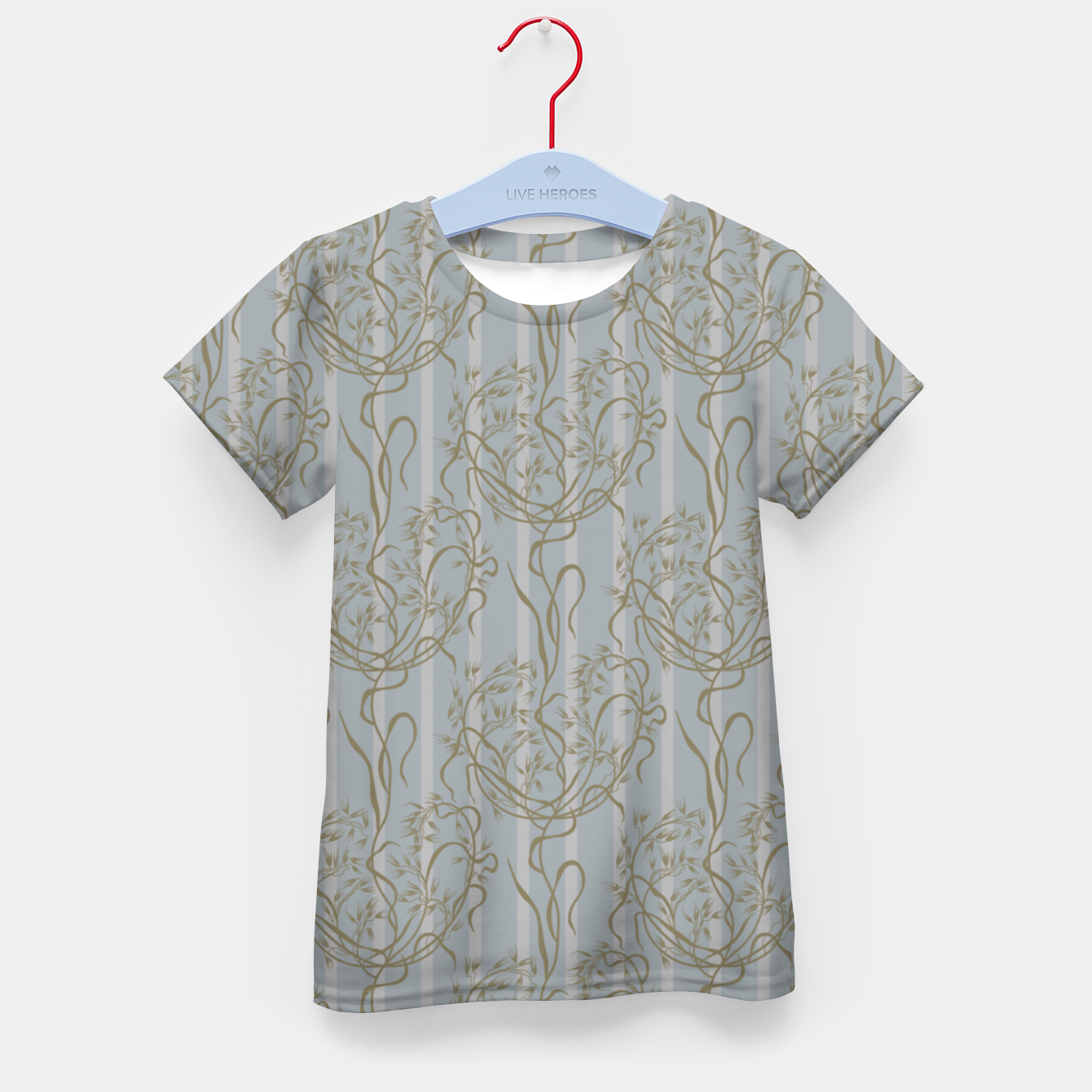 Foto The elegant grace of nature: the wild oat Kid's t-shirt - Live Heroes