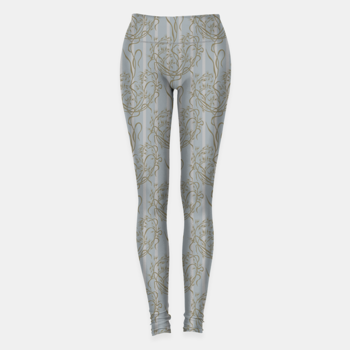 Foto The elegant grace of nature: the wild oat Leggings - Live Heroes