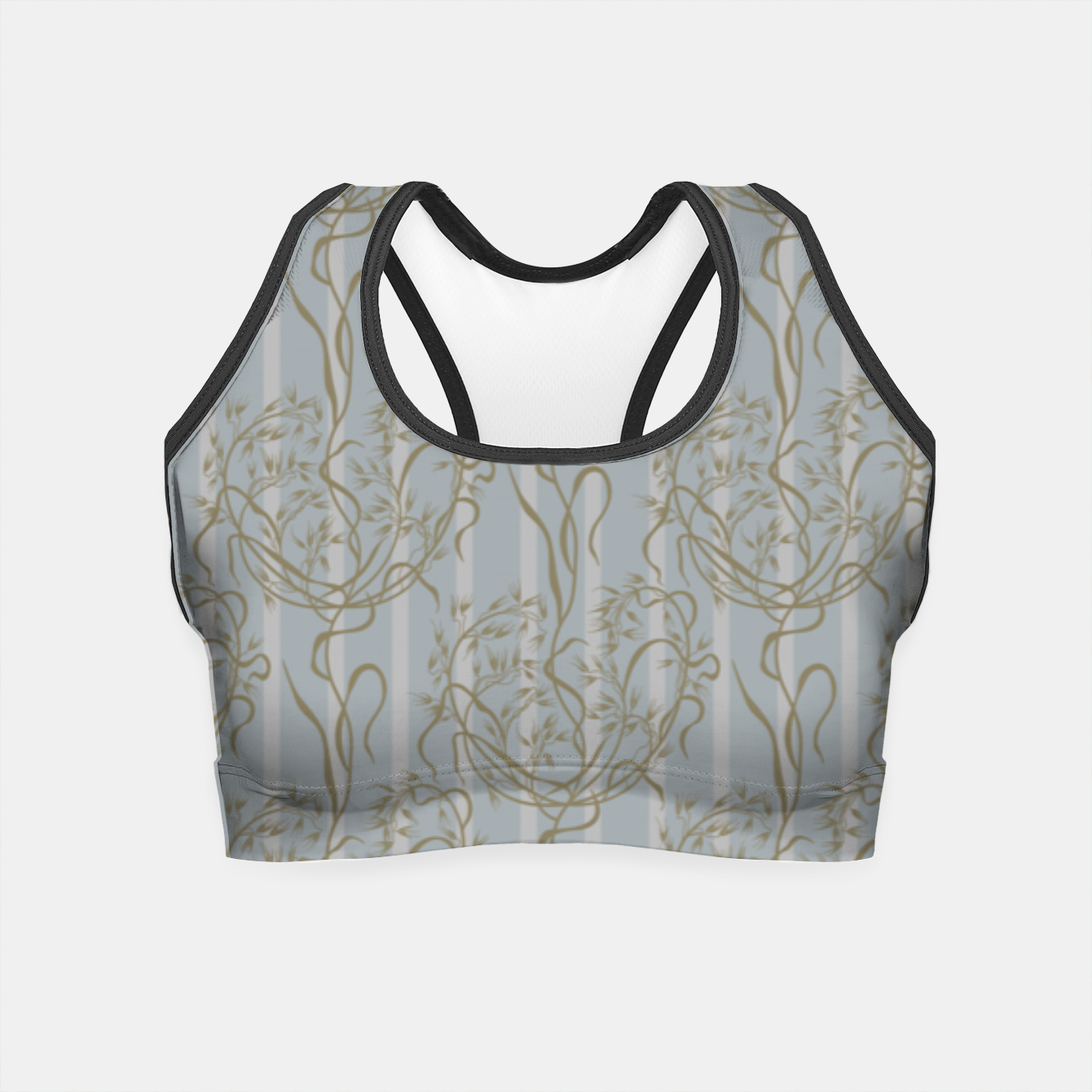 Foto The elegant grace of nature: the wild oat Crop Top - Live Heroes