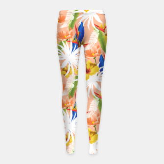 Expression & Purity Girl's leggings thumbnail image