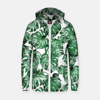 The Wild Spirit || Zip up hoodie thumbnail image