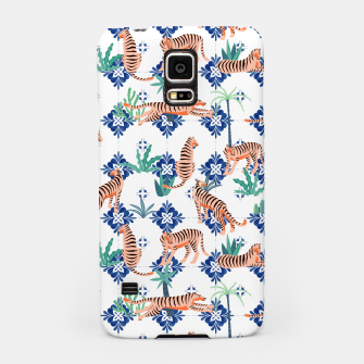 Tigers in Morocco Samsung Case thumbnail image