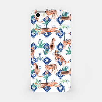 Tigers in Morocco iPhone Case thumbnail image