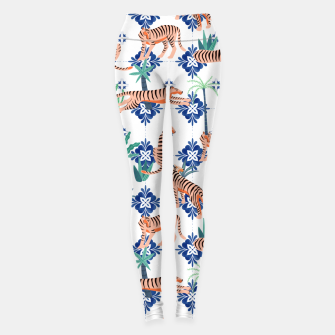 Tigers in Morocco Leggings thumbnail image