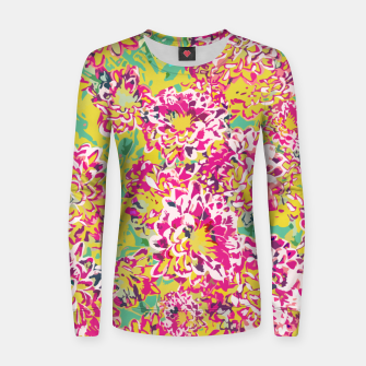 All Along You Were Blooming Women sweater thumbnail image