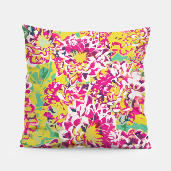 All Along You Were Blooming Pillow thumbnail image