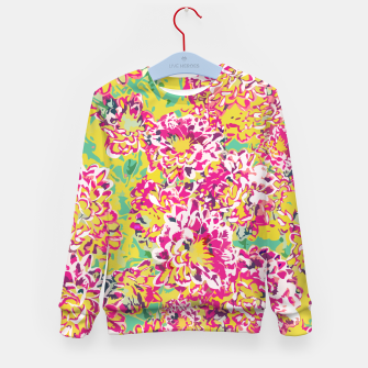 All Along You Were Blooming Kid's sweater thumbnail image