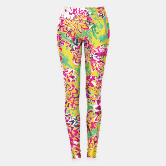 All Along You Were Blooming Leggings thumbnail image