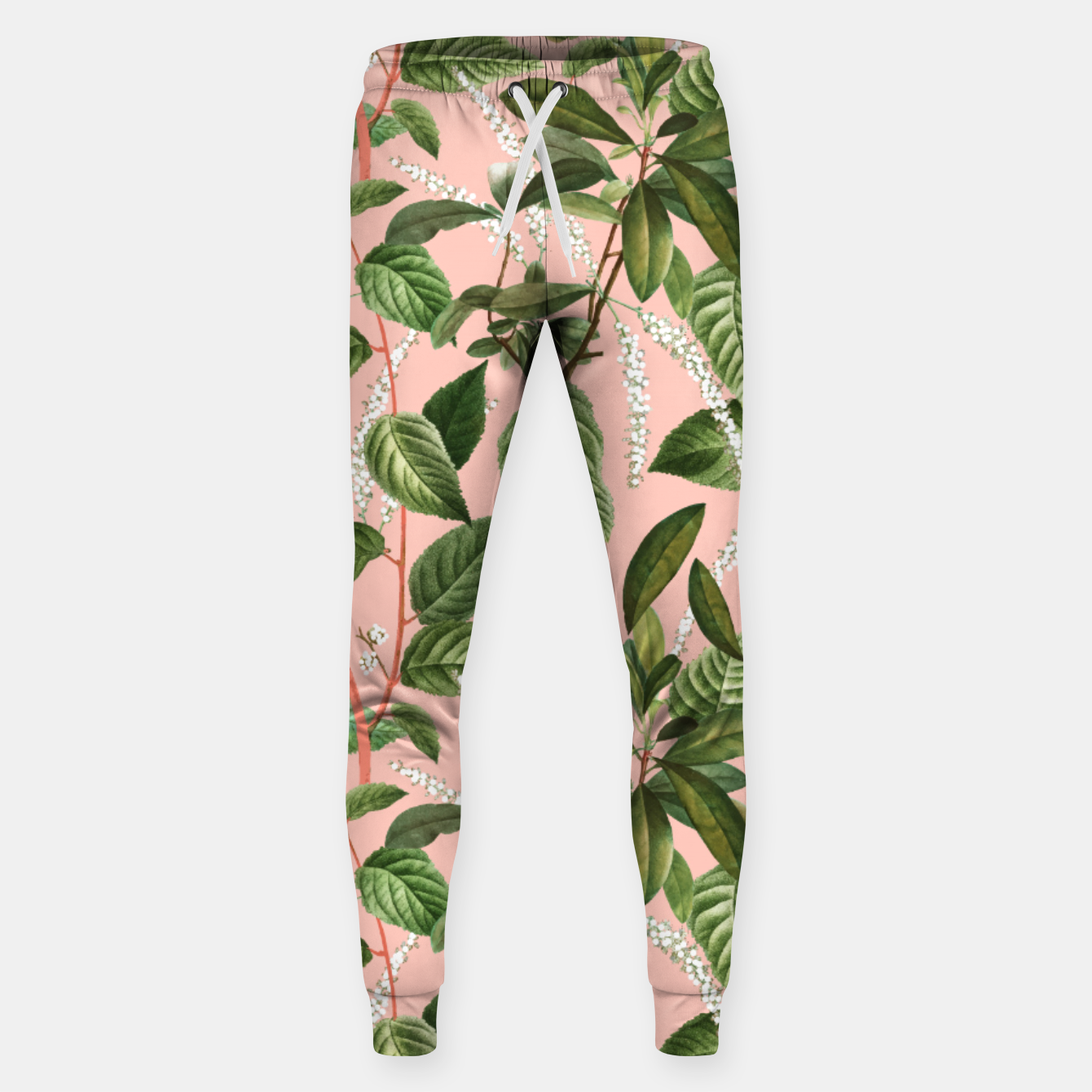 Image of How Lovely Is the Silence of Growing Things Sweatpants - Live Heroes