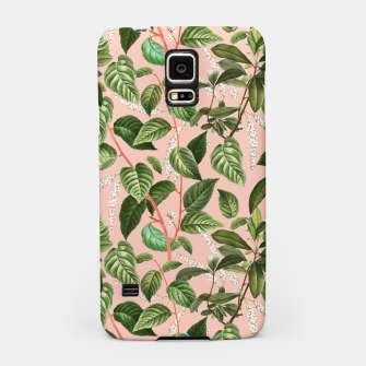 How Lovely Is the Silence of Growing Things Samsung Case thumbnail image