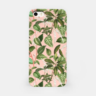 How Lovely Is the Silence of Growing Things iPhone Case thumbnail image