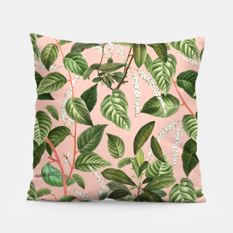 How Lovely Is the Silence of Growing Things Pillow thumbnail image