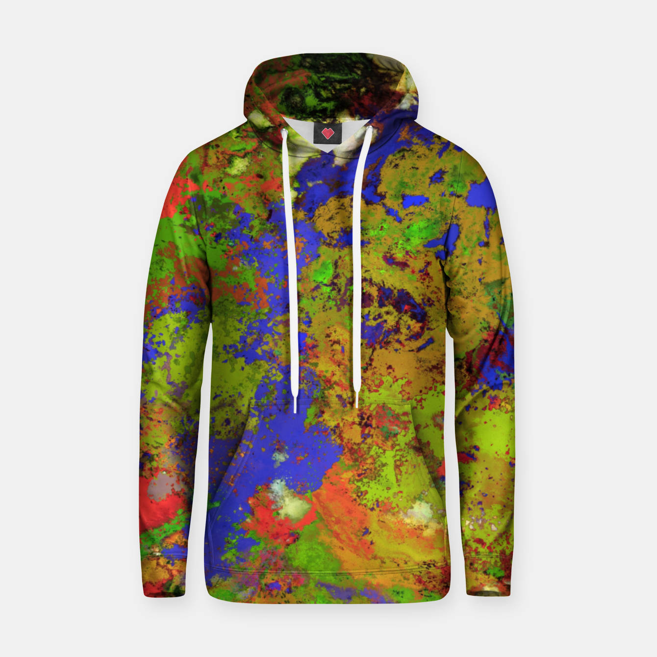 Image of A returning thought Hoodie - Live Heroes
