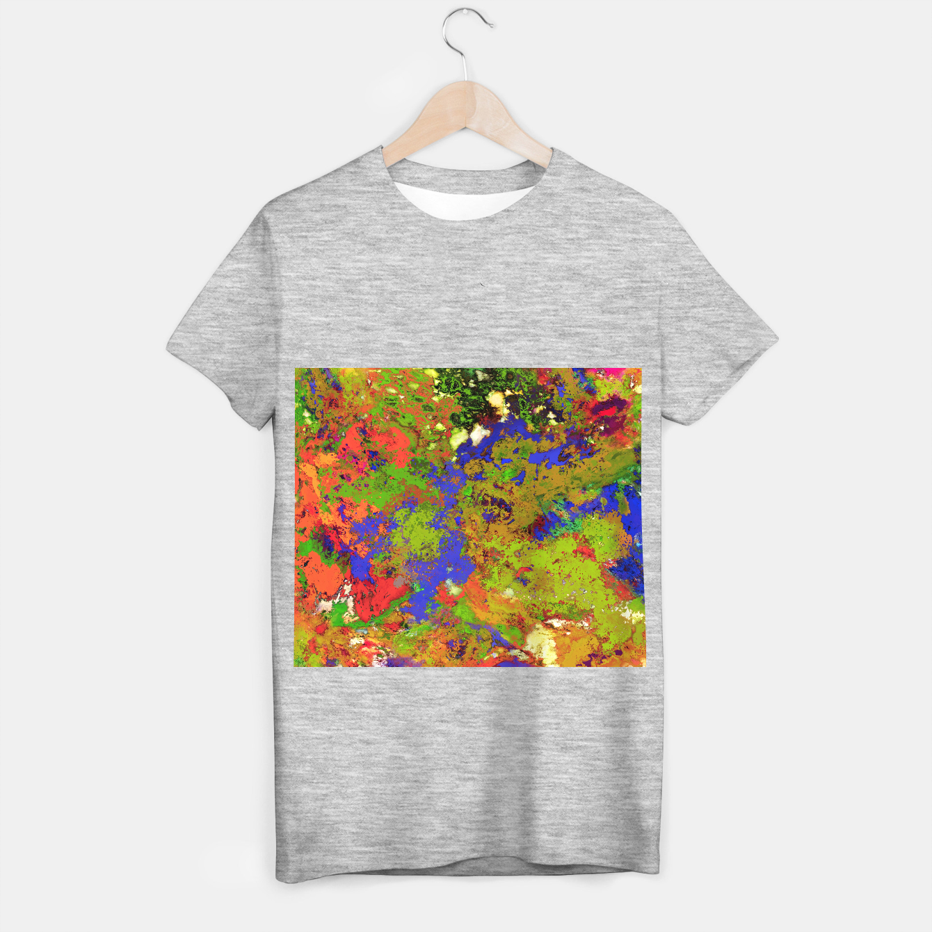 Image of A returning thought T-shirt regular - Live Heroes