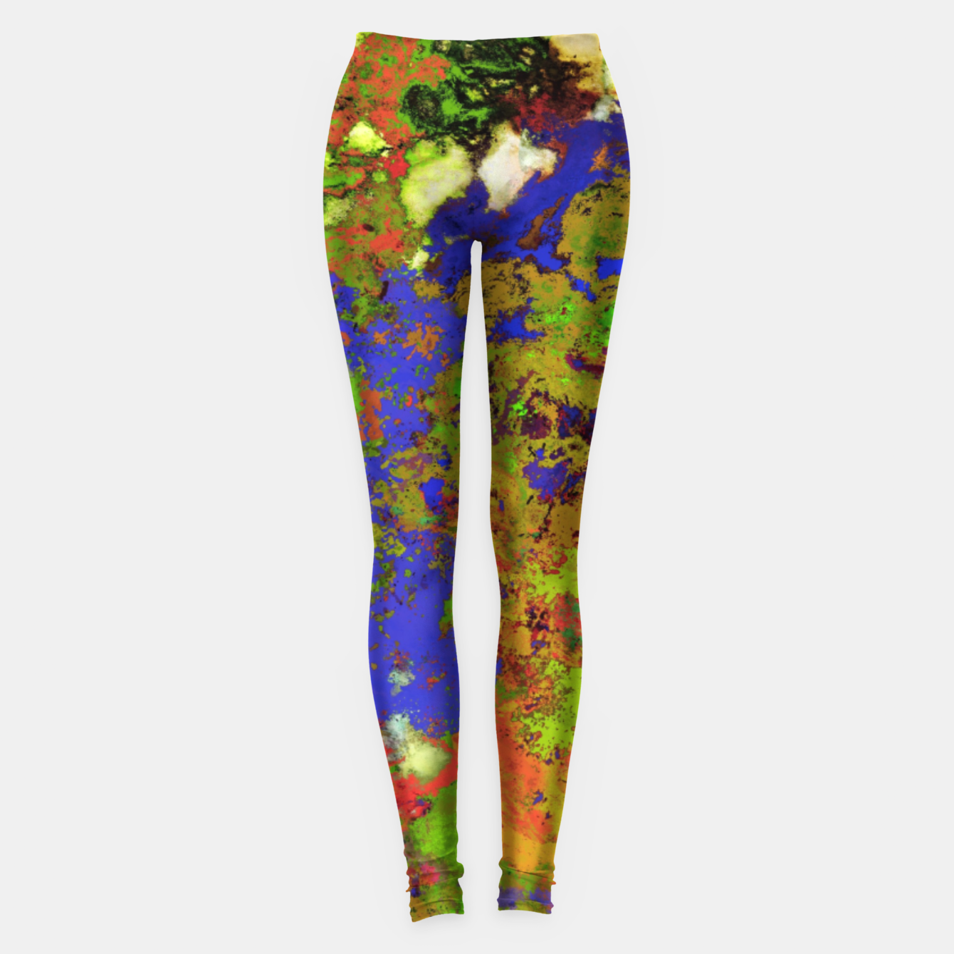 Image of A returning thought Leggings - Live Heroes