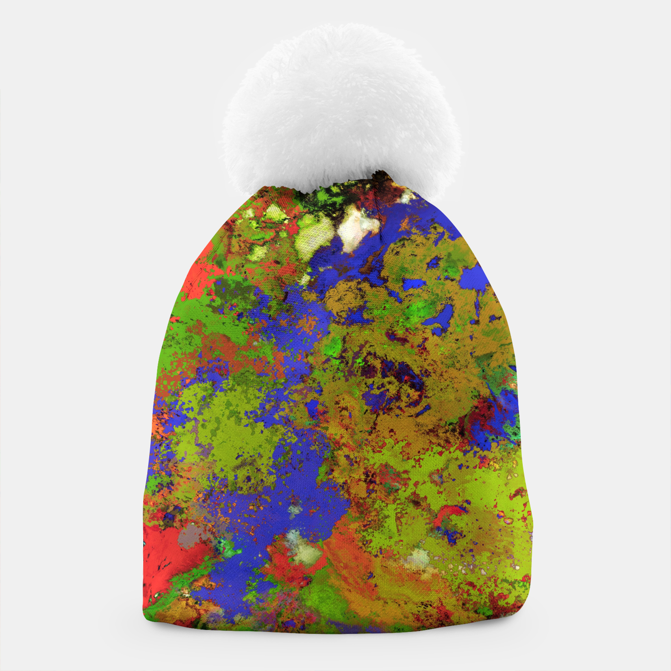 Image of A returning thought Beanie - Live Heroes
