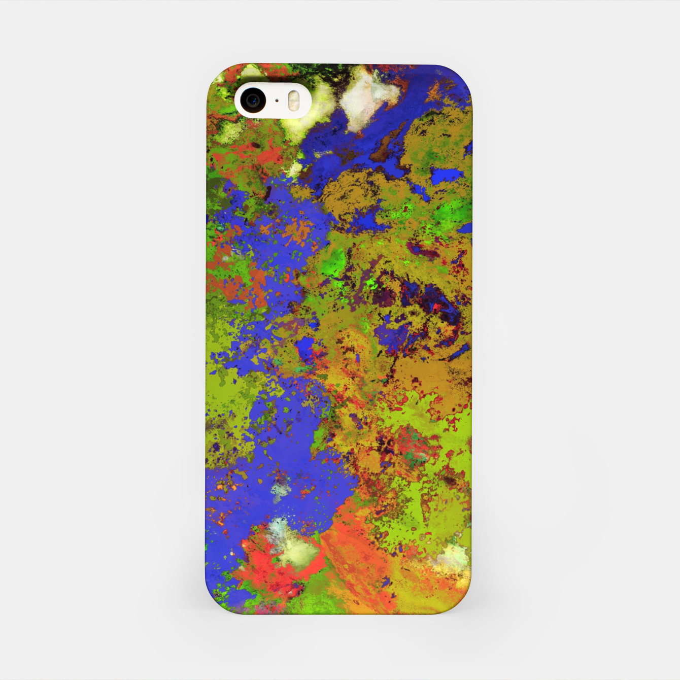 Image of A returning thought iPhone Case - Live Heroes