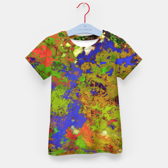 Thumbnail image of A returning thought Kid's t-shirt, Live Heroes