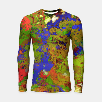 Thumbnail image of A returning thought Longsleeve rashguard , Live Heroes