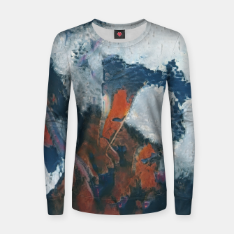 Miniaturka abstract 1 Women sweater, Live Heroes