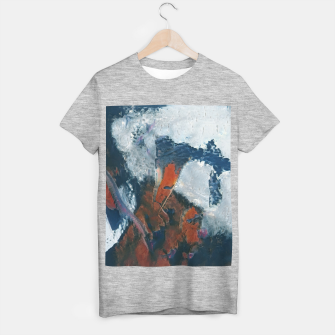 Miniaturka abstract 1 T-shirt regular, Live Heroes